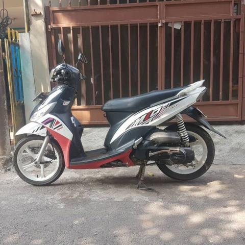 Yamaha Mio J 2013 orisinil full Cw asli injection