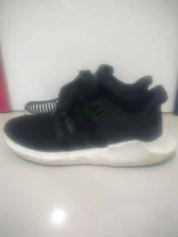 adidas eqt support boost 97/13 black/white
