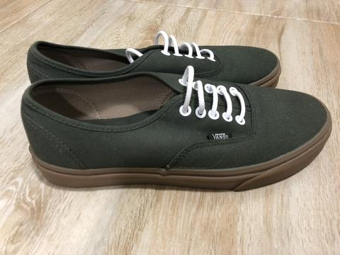 Vans Authentic Gumsole Rosin Light, size 42, 99% like NEW