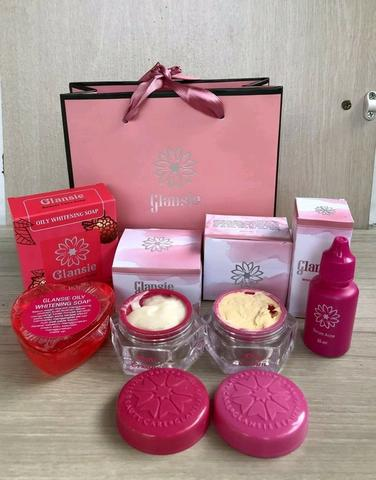 JUAL CREAM GLANSIE BEAUTY CARE | PAKET GLANSIE PAKET NORMAL DAN PAKET ACNE