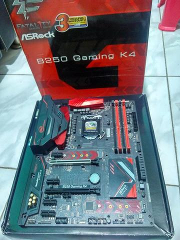 ASrock B250 Gaming K4 Socket intel 1151 Sky/Kabylake