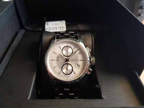 [For Sale] Hamilton Jazzmaster Automatic Chronograph – H32616153