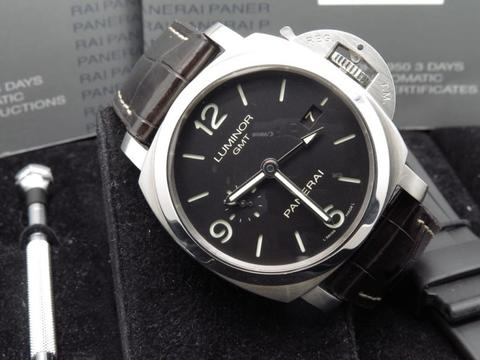 [For Sale] Panerai Luminor 1950 3 Days GMT Automatic– PAM 320 O Series