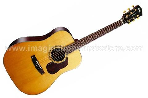 [IMAGINATION MUSIC STORE] Cort Gold Series D6 Dreadnought Acoustic Guitar