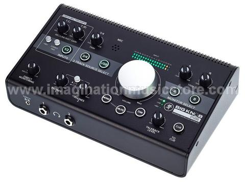[IMAGINATION MUSIC STORE] Mackie Big Knob Studio 3x2 Studio Monitor Controller