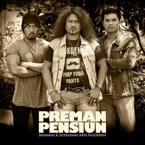 Jual DVD Serial TV Preman Pensiun Season 1-3 (Complete)