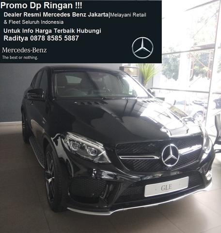 PROMO DP RINGAN MERCEDES BENZ GLE 43 Coupe With AMG Line Harga Terbaik