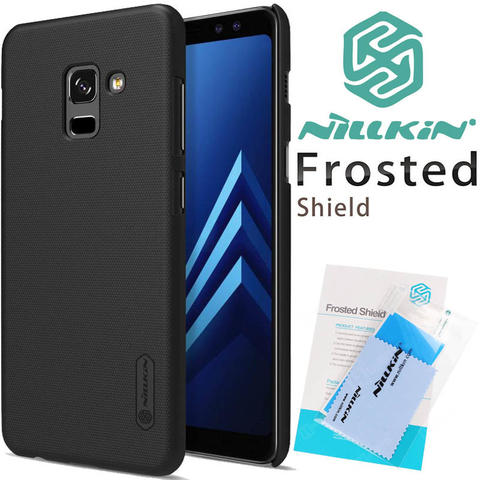 Samsung Galaxy A8 (2018) Note FE Casing Tempered Glass Protector Ume Aksesoris BDG