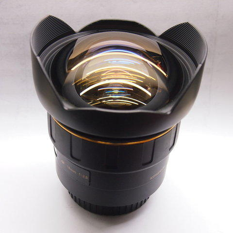 Tamron EF 14mm F/2.8 SP Aspherical (IF) lens for canon 5d 6d 7d 1dx ii iii iv