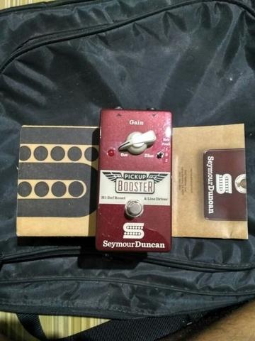 seymour duncan pickup booster not mxt line cae401 clean ep xotic