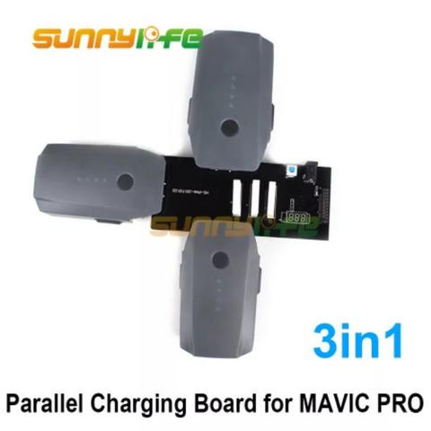 DJI Mavic 3 in 1 Multi Battery Charger Parallel Charging Board