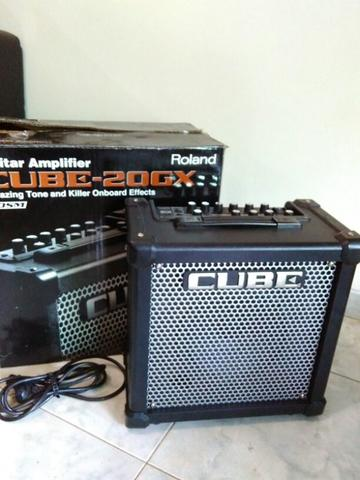 Roland Cube 20GX not vox, laney, marshall, boss, line6, ampli