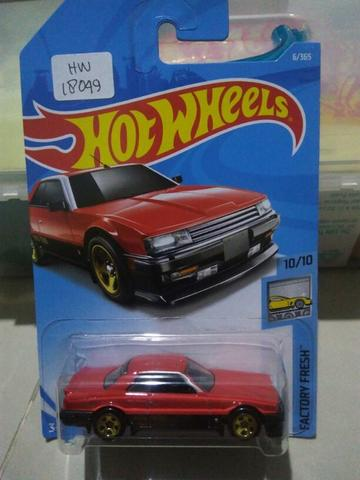 For Sale Hot Wheels 82' Nissan Skyline R30 Merah Hitam