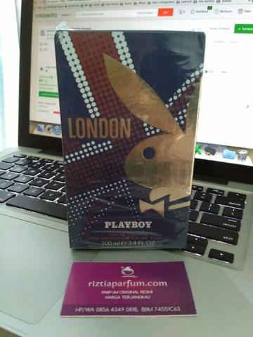parfum original playboy london men