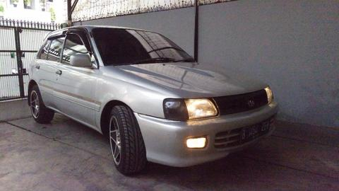 Toyota Starlet 1.3 SEG Turbo Look 97