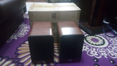 Q Acoustics 2010i Bookshelf Speakers