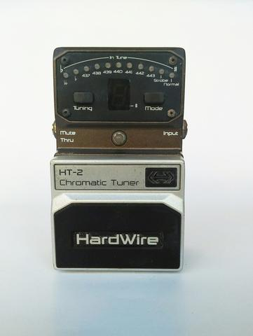 Digitech HT2 Digitech HT-2 Chromatic Tuner not tc electronic polytune korg pitchblack