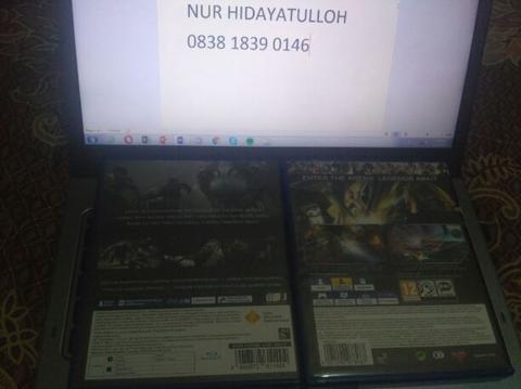 want to sell ps4 god of war, dissidia nt