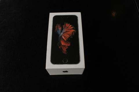 Iphone 6s 64gb warna Space Grey Second Bandung