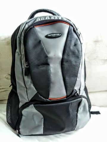 Tas Backpack Samsonite IdeaPad Y series laptop 15.6 inch original
