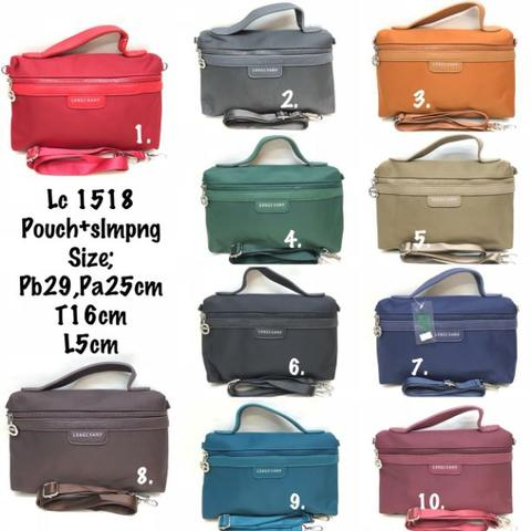 Pouch Longchamp 2in1 Import -1518