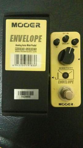 Mooer Envelope filter auto wah