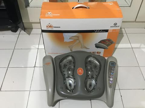 Advance Sumo Foot Therapy Fullset Seperti Baru Jaco