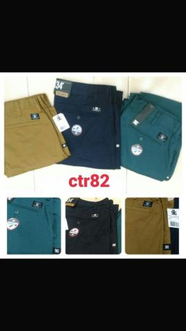 Ling pant chino DC shoes usa sz.34