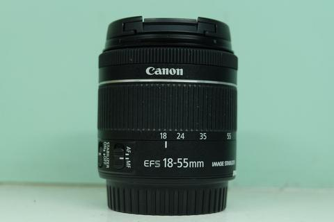 CANON EFS 18-55 IS STM