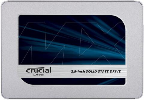 CRUCIAL MX500 SSD 2.5 INCH 500GB (HOT ITEM)