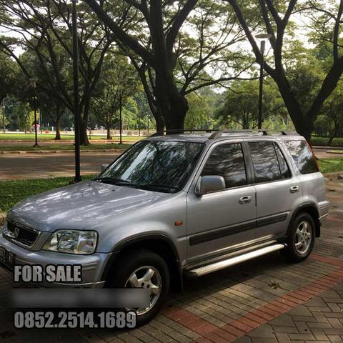 FULL UPGRADE Honda CRV 2001 Automatic