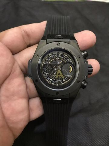 Hublot Unico Black ETA Automatic 1:1