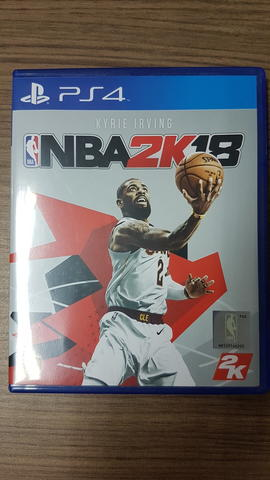 KASET/ CD/ BD PS4 - NBA 2K18