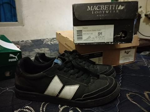 Macbeth Madrid x Circa