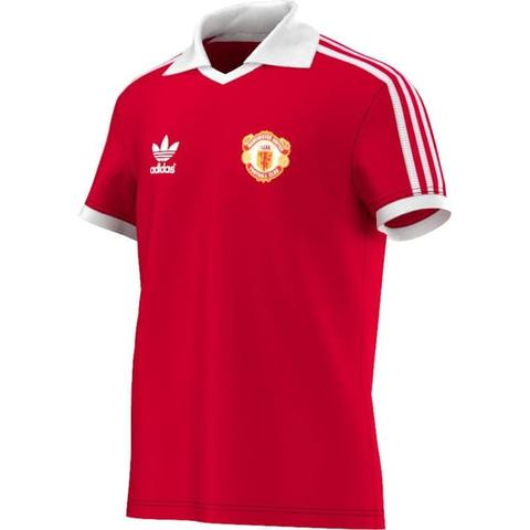 OBRAL Polo Adidas Manchester United Retro Jersey Original Murah not Nike