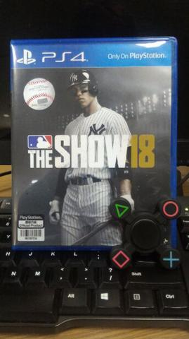 [PS 4] MLB - The Show 18