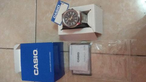Jam casio analog mtp