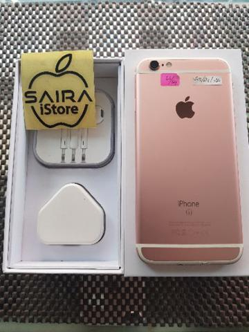iPhone 6S 64GB Rosegold Ex Inter