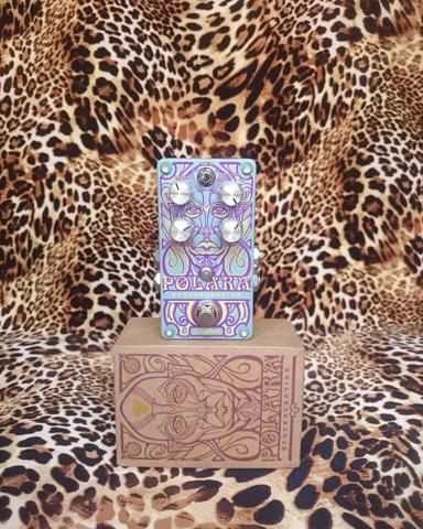 Digitech Polara Reverberation Reverb Pedal