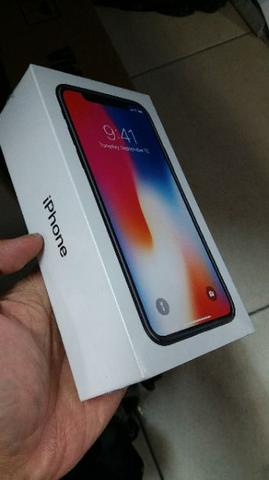 NEW: iphone x 256gb international space gray