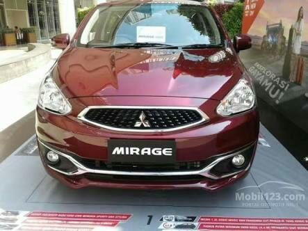 Mitsubishi Mirage 1.2 Exceed CVT Stock Ready , Grab It Fast