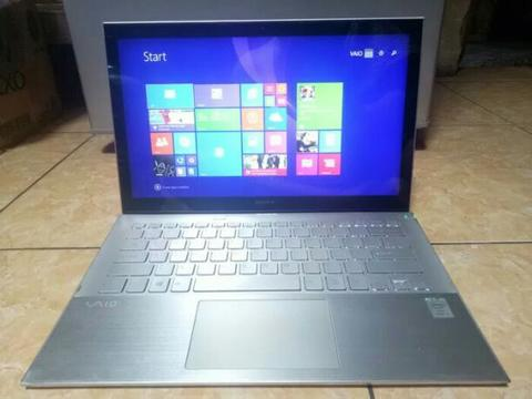 sony vaio SVP13213SGS ultrabook core i5 4200U/SSD 128GB/full hd