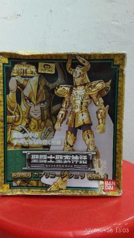Bandai SCM / Saint Cloth Myth Capricorn Shura Reguler