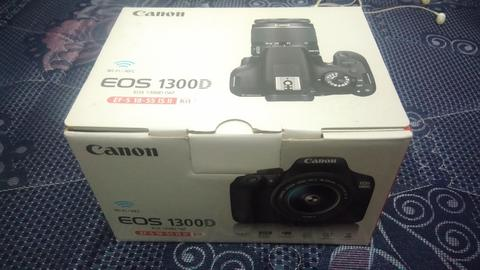Canon EOS 1300D Wifi Like New-Garansi Datascrip