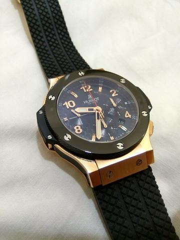 Jam Tangan Hublot Big Bang Ultimate Grade (Seri Terlaris Hublot!)
