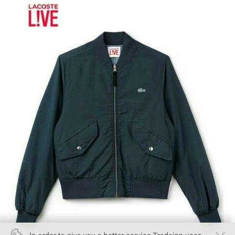 jacket lacoste original not zara champion adidas nike