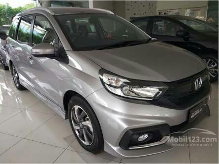 Honda All New Mobilio RS CVT Stock Ready Semua Warna
