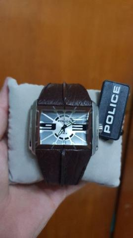 police watch men jam tangan pria original 100%