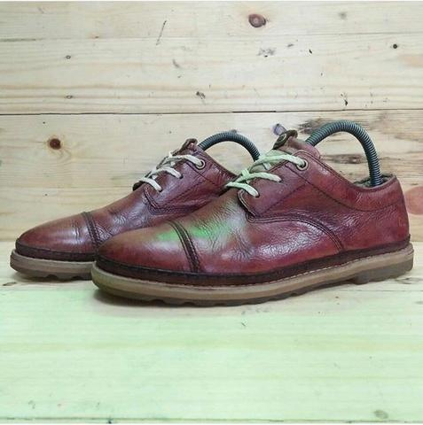 Caterpillar (CAT) Leather Brown