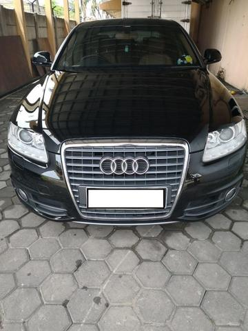 Audi A6 2.0 T FSI BLACK ON BROWN 2011